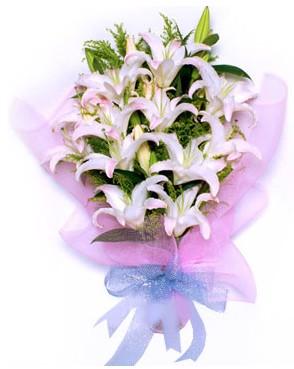 5 dal kazablankadan muhteşem buket  Ardahan hediye çiçek yolla