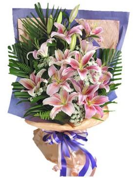 7 dal kazablankadan görsel buket  Ardahan kaliteli taze ve ucuz çiçekler