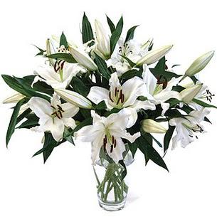 Ardahan çiçekçi telefonları  3 dal görsel casablanca vazo tanzimi