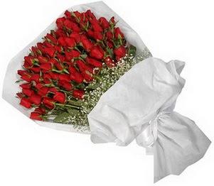 Ardahan İnternetten çiçek siparişi  51 adet kırmızı gül buket çiçeği