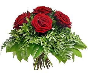 Ardahan çiçek mağazası , çiçekçi adresleri  5 adet kırmızı gülden buket