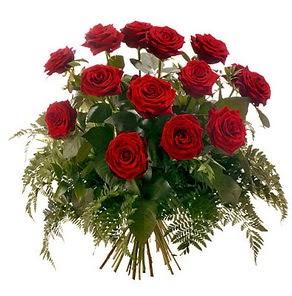 Ardahan internetten çiçek satışı  15 adet kırmızı gülden buket