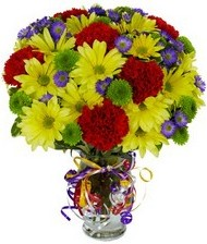 En güzel hediye karışık mevsim çiçeği  Ardahan hediye çiçek yolla
