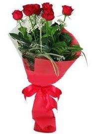 Çiçek yolla sitesinden 7 adet kırmızı gül  Ardahan internetten çiçek satışı