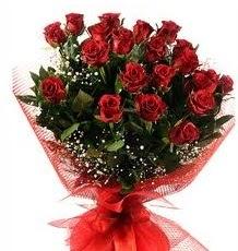 İlginç Hediye 21 Adet kırmızı gül  Ardahan internetten çiçek siparişi