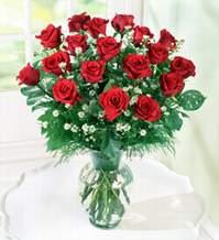 Ardahan internetten çiçek satışı  9 adet mika yada vazoda kirmizi güller