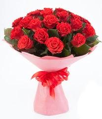 15 adet kırmızı gülden buket tanzimi  Ardahan çiçek siparişi sitesi