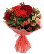 karışık mevsim buketi  Ardahan internetten çiçek siparişi