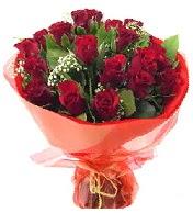 12 adet görsel bir buket tanzimi  Ardahan çiçek siparişi vermek