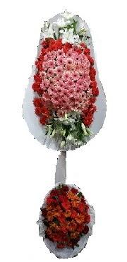 çift katlı düğün açılış sepeti  Ardahan internetten çiçek satışı