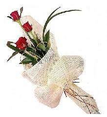 3 adet kırmızı gül buketi  Ardahan güvenli kaliteli hızlı çiçek
