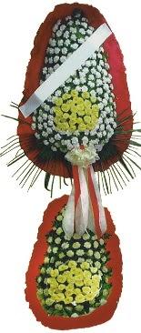 Çift katlı düğün açılış çiçeği  Ardahan çiçek servisi , çiçekçi adresleri