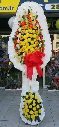 Çift katlı düğün nikah açılış çiçeği  Ardahan güvenli kaliteli hızlı çiçek