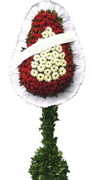 Çift katlı düğün nikah açılış çiçek modeli  Ardahan İnternetten çiçek siparişi