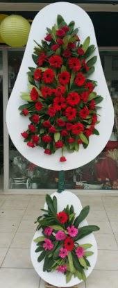 Çift katlı düğün nikah açılış çiçek modeli  Ardahan internetten çiçek siparişi