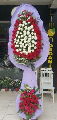 Çift katlı işyeri açılış çiçek modeli  Ardahan ucuz çiçek gönder