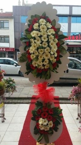 Çift katlı düğün açılış çiçeği  Ardahan çiçek satışı