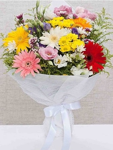 Karışık Mevsim Buketleri  Ardahan ucuz çiçek gönder