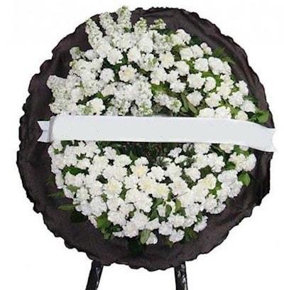 Cenaze çelengi çiçeği modelleri  Ardahan internetten çiçek satışı