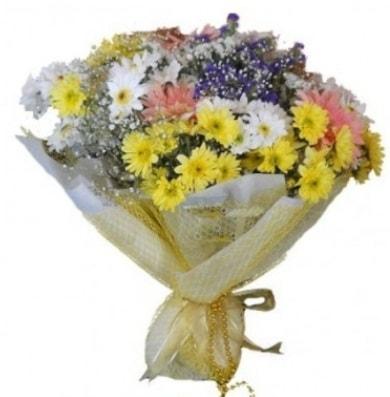 Karışık mevsim çiçeği  Ardahan çiçek satışı