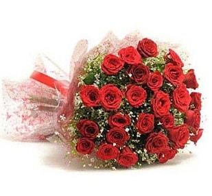 27 Adet kırmızı gül buketi  Ardahan ucuz çiçek gönder