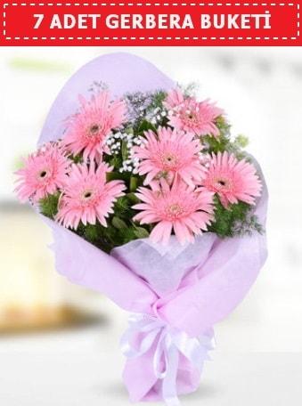 Pembe Gerbera Buketi  Ardahan çiçek , çiçekçi , çiçekçilik